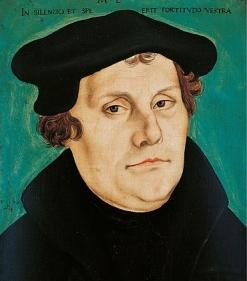Lucas_Cranach_d.Ä._-_Martin_Luther,_1529_(Museen_Böttcherstraße,_Bremen)